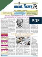 Employment News 30 September - 06 October