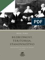Misel Fuko - Bezbednost, teritorija, stanovnistvo.pdf