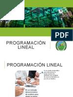 07. Programacion Lineal