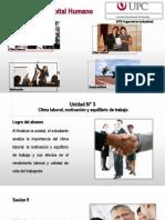 PPT Clima Organizacional