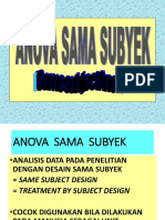 Anova Two Way Same Subjek