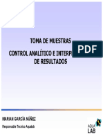 Toma Muestras Legionella (Simple)