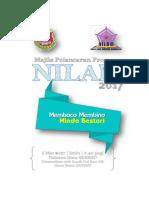 Buku Program Majlis Pelancaran NILAM 2017