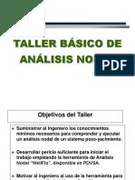 taller de análisis nodal