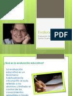 Evaluacion (Santos Guerra)