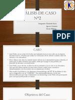 ANÁLISIS DE CASO N°2