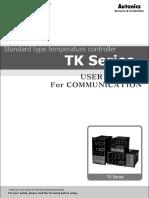 Tk Communication Manual