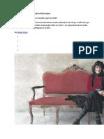 Entrevista a La Actriz y Narradora María Héguiz