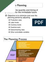 Agg. Planning - Ginish