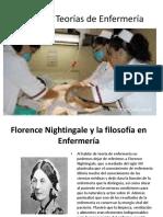 Teorizantes en Enfermeria