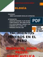 307217554 Yacimientos Mineros en El Peru
