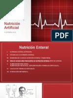 Nutrición Artificial