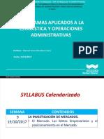 INVESTIGACIÓN DE MERCADOS - UW