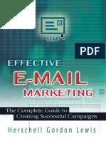Effective EMail Marketing 2002.pdf