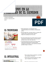 Estereotipos en la publicidad de El Salvador