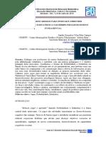 Jogos e Brincadeiras Para Ensinar e Aprender Probabilidade e Estatística Nas Séries Iniciais Do Ensino Fundamental - PDF