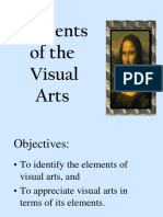 Elements of the Visual Arts
