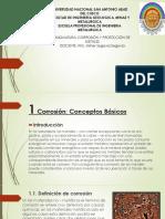 Corrosion Electroquimica.