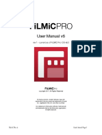 Filmic Pro User Manual v 6