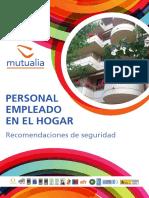 Mutualia Personal Empleado Hogar