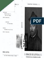 Celestino Testore_San Ignacio de Loyola