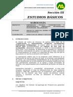 6) Estudios Básicos - Agrologia