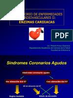 ENZIMAS CARDIACAS 2016