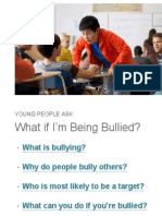 What if I'm Being Bullied
