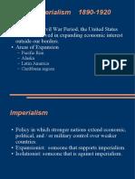 Imperialism Power Point Presentation