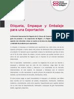 Guía Práctica Empaque y Embalaje