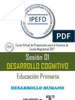 Sesión 1 Desarrollo Cognitivo