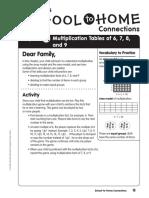 chapter6 family letter