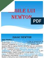 Legile Lui Newton
