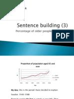 Sentence Building 3