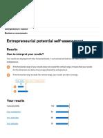 Self-assessment, test your entrepreneurial potential | BDC.ca