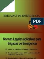 Brigada de Emergencia Diapositivas
