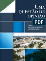 José Pio Martins - Uma Questão de Opinião
