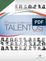 Escassez de Talentos-2013