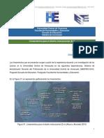 Lineamientos para el diseño instruccional (Modelo D+I) (Altuve y Alvarado)