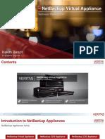 7 NBU Virtual Appliance