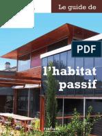 Le Guide de l Habitat Passif