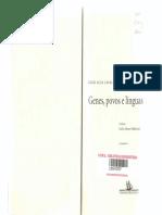 Cavalli-Sforza_Genes e Línguas