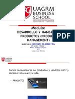 Formato de Presentacion-diapositivas (2) Desarrollo y Manejo de Productos
