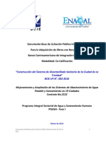BCIE LPI N°. 002-2016 DBL Obras AS la Trinidad 23-02-2016 1700 NO