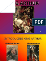 King Arthur Ppt