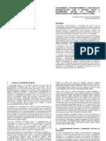 613394-Crescimento, Desenvolvimento e Maturação Interrelações Com a Aptidão Física e Desempenho Motor de Crianças e Adolescentes Da Cidade de Crato, Ceará