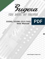 Bugera guitar amp