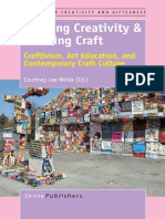 Crafting Creativity and Creating Craft