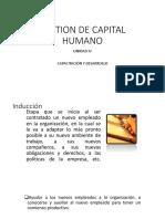 Unidad IV Capacitación y Desarrollo (2)