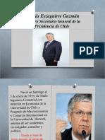 Ministros de la Republica de Chile